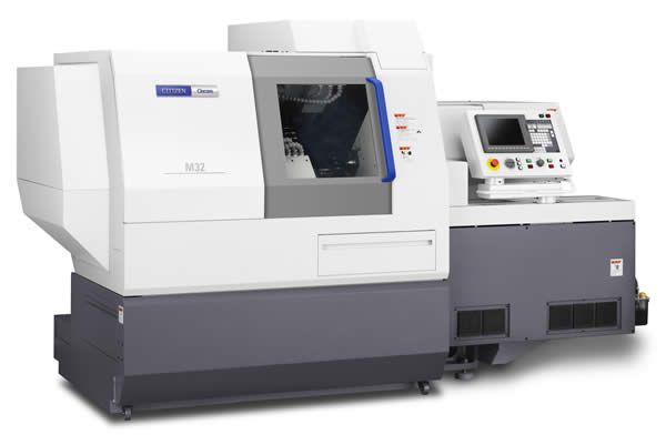 Donson Purchases New CITIZEN-Cincom M432-VII CNC Swiss Turning Center