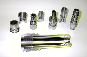 Machined Parts for Industrial Automation Equipment